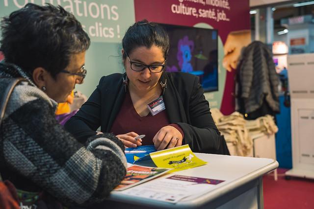 Inauguration du Salon Infosup 2019, 4 déc. 2019, Parc des expositions de Toulouse
