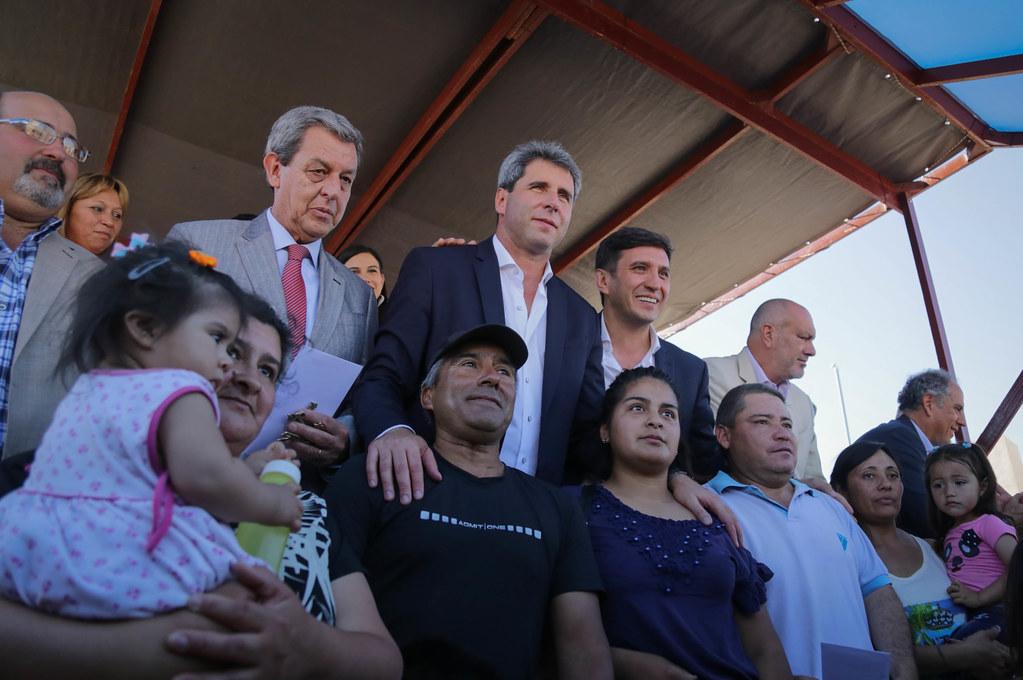 2019-12-11 PRENSA: Entrega de Viviendas en San Martin