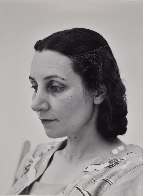 Grete Stern. Retrato de Norah Borges. Colección particular