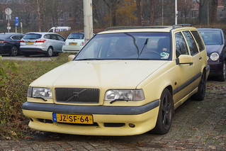 1995 Volvo 850 T5-R Estate