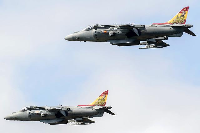 VA.1B-37 / Spanish Navy / McDonnell Douglas EAV-8B Harrier II