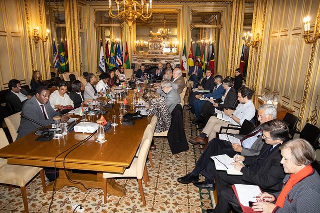19.12. Reunião Técnica da Ministerial da Saúde da CPLP