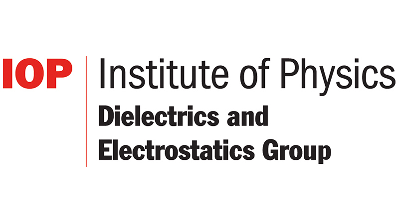 Institute of Physics Dielectrics and Electrostatic Group logo