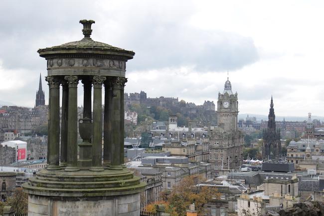 Mon city guide pour visiter Édimbourg en 5 jours