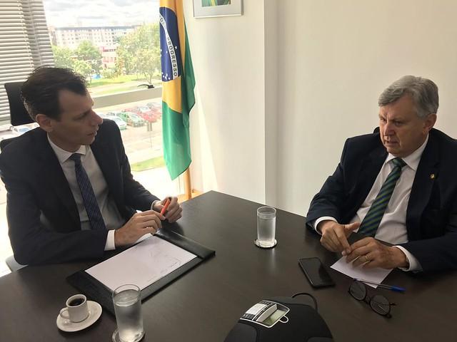 11/12/2019 Audiência Secretaria Nacional Civil - Aeroportos RS