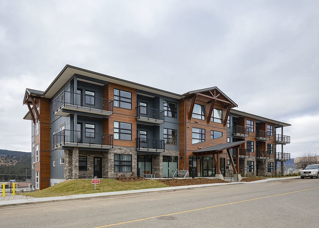 Affordable homes open for people in Williams Lake
