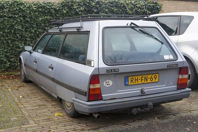 1986 Citroën CX 20 RE Familiale