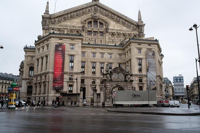 Opera Garnier,Paris