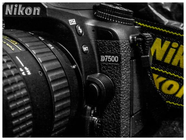 La vida es como una cámara fotográfica :