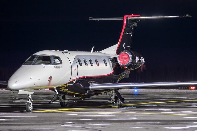 Embraer EMB505 Phenom 300 (OH-TFA)