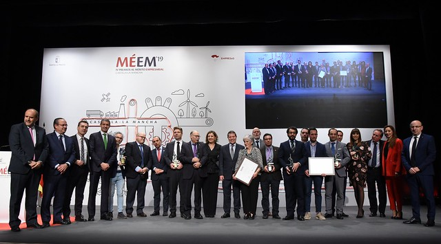 IV Premios al Mérito Empresarial de Castilla-La Mancha