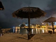 I'm at Rasfannu - Maafannu Artifical Beach #schaax