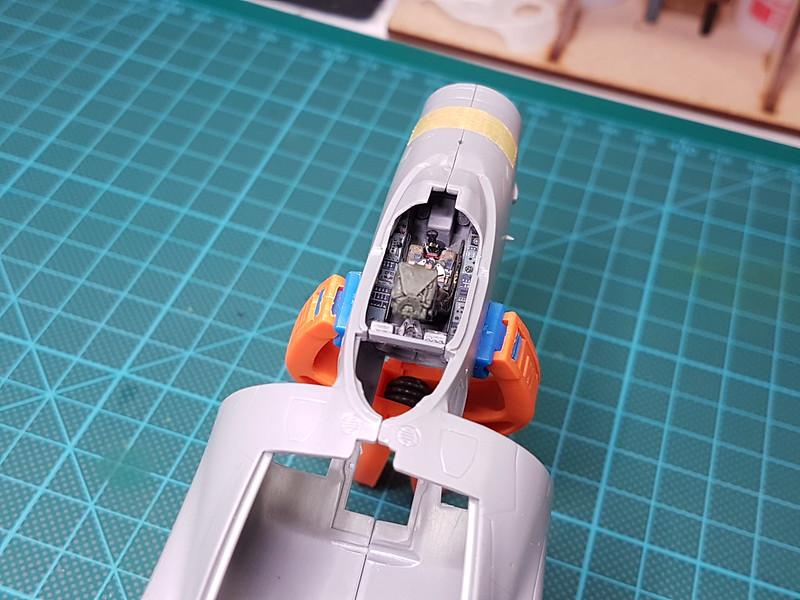 Kinetic 1/48 Sea Harrier FA.2 - Sida 2 49204941883_15254d6298_c