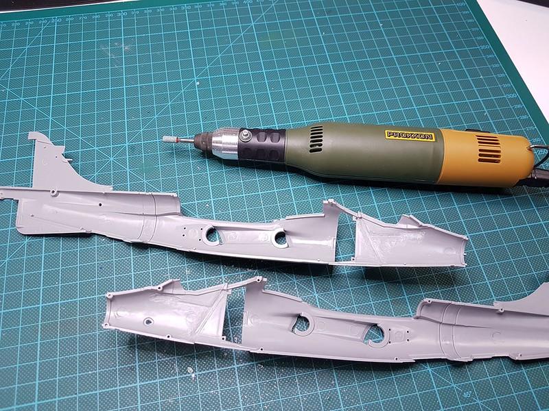 Kinetic 1/48 Sea Harrier FA.2 - Sida 2 49204941978_3b923805e7_c