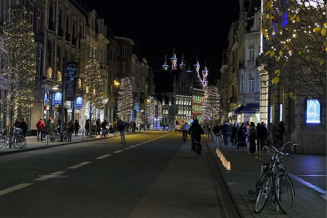 Evening shopping - 1