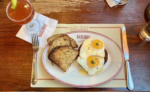 Gaslight Boston Brunch
