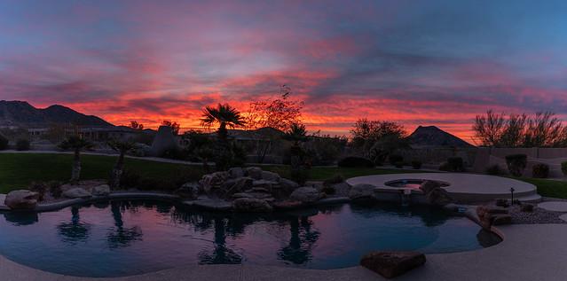 December Daybreak