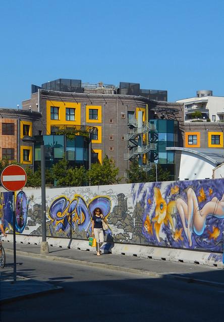 Architettura e murales