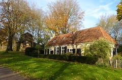 In park de Prinsentuin in Leeuwarden - Friesland