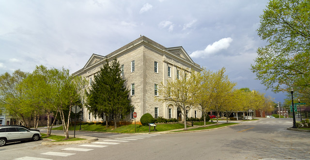 Courthouse, White County, Tennessee