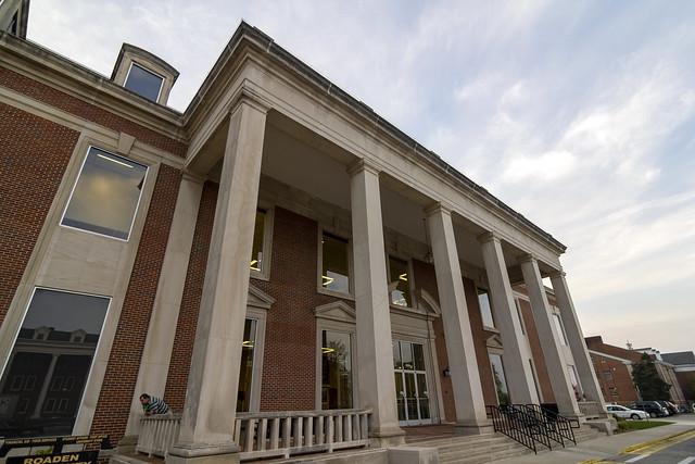 Roaden University Center, Tennessee Technological University, Putnam County, Tennessee 1