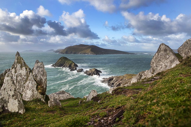 Blasket Islands, Kerry