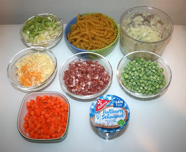 01 - Zutaten / Ingredients