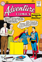 Adventure Comics #278 (1960), cover by Curt Swan