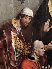 Epifanía (1480-1490). Fernando Gallego. Museu Nacional d'Art de Catalunya. Epiphany (1480-1490). National Art Museum of Catalonia
