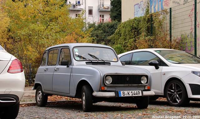 Renault 4 TL