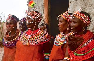 Kenya- Rendille people (Turkana area)