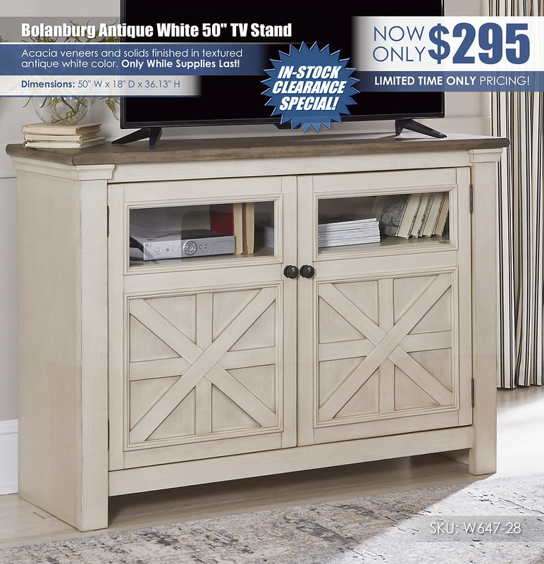 Bolanburg 50in Entertainment Stand_Clearance_W647-28