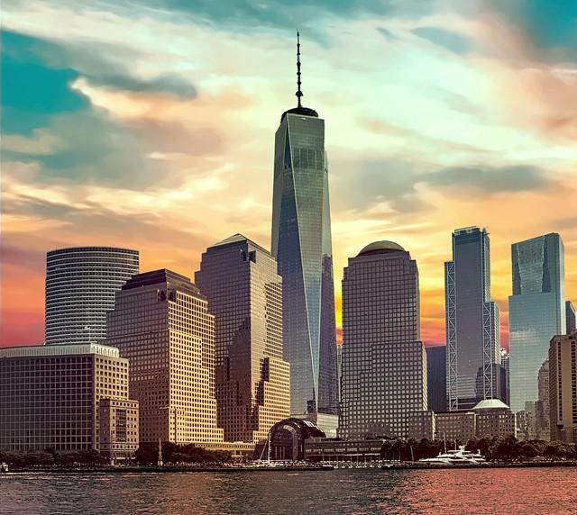New york - World trade center