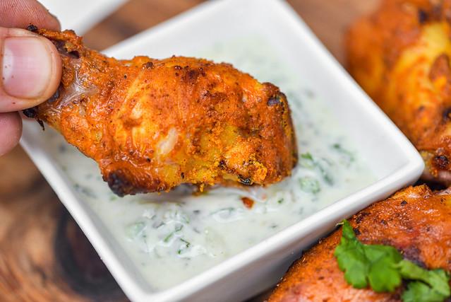 Chicken Tikka Wings