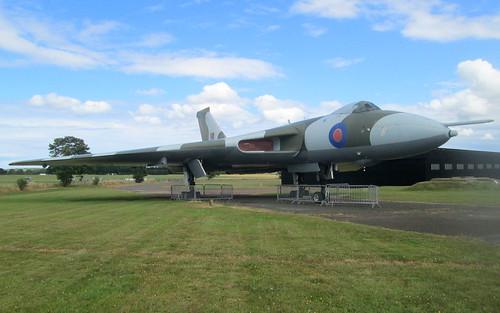 Vulcan Bomber, National Museum of Flight, East Fortune