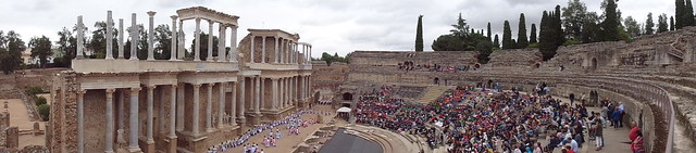 Roman Theatre - Mérida - Spain