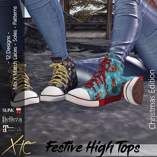 .Festive High-Tops.