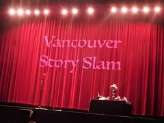 Vancouver Story Slam