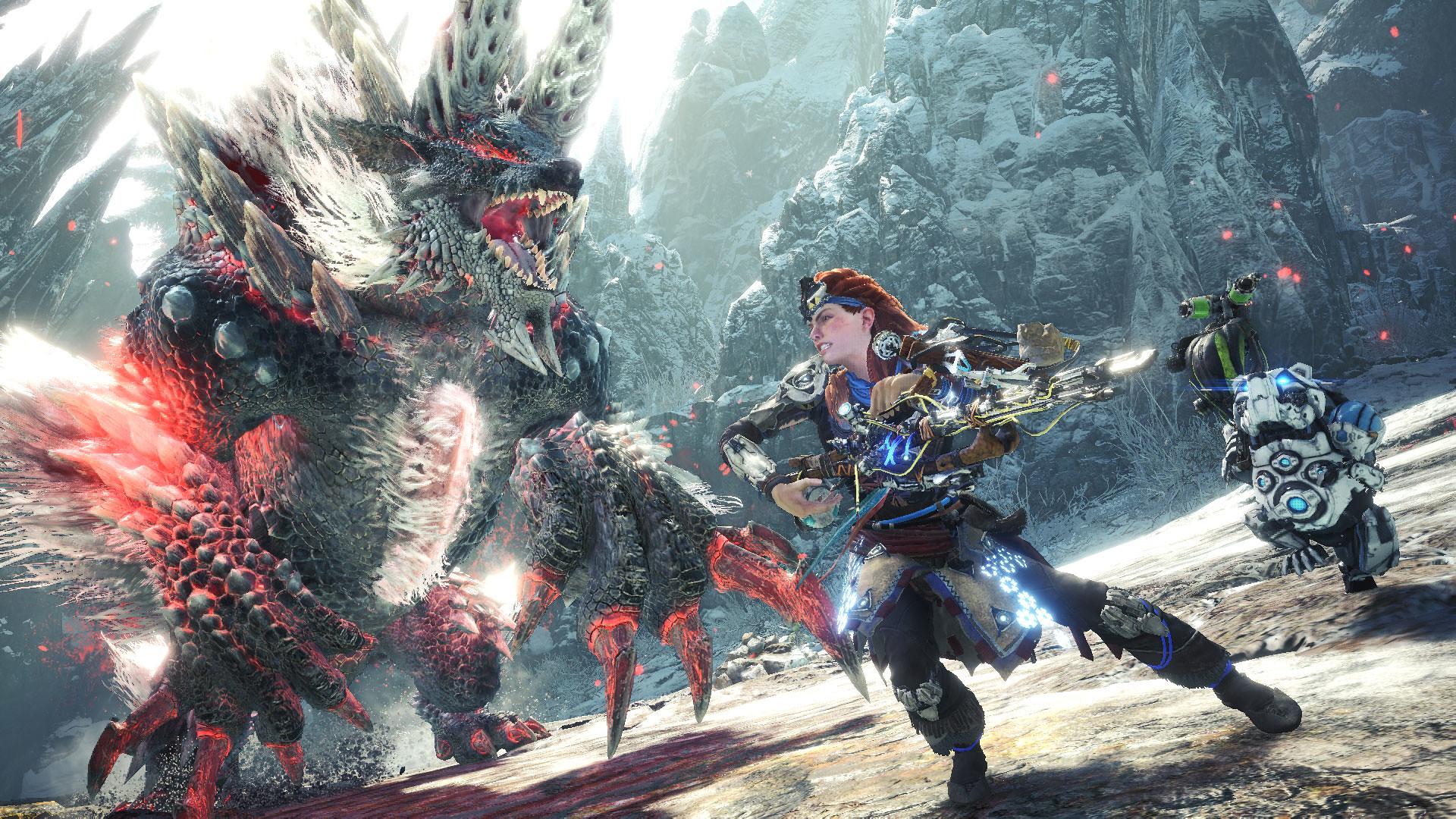 Safi Jiiva Siege Horizon Zero Dawn Quest Bring New Rewards To