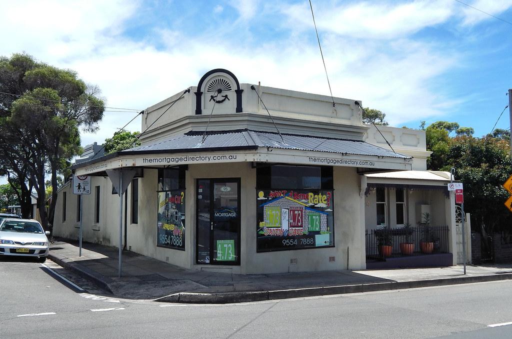 Former Shop, Sydenham, Sydney, NSW.