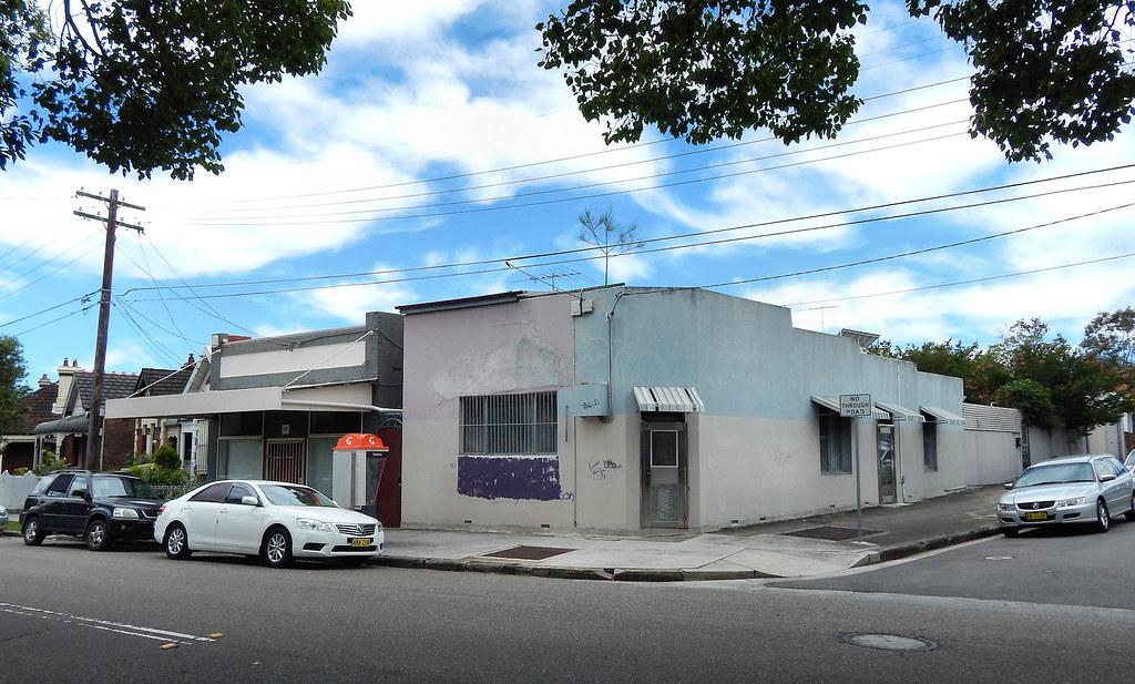 Former Shop, Tempe, Sydney, NSW.