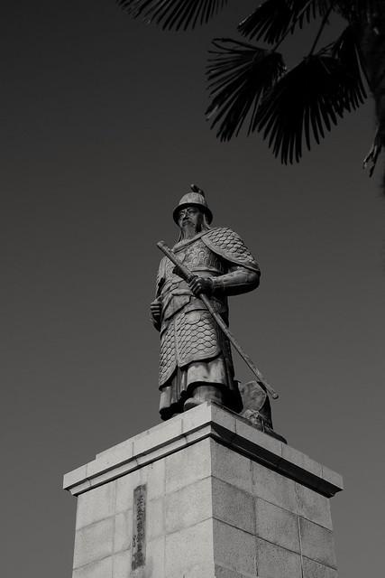 Statue of Chungmoogong SOOC