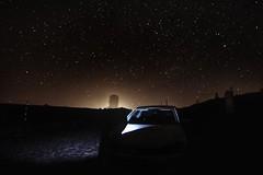 Lichtspiele am Teide...
