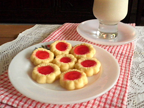 2019 Thumbprint Cookies
