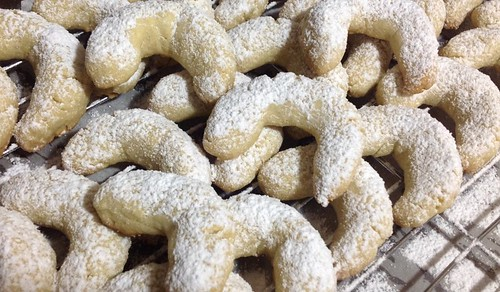 2019 Austrian Holiday Cookies