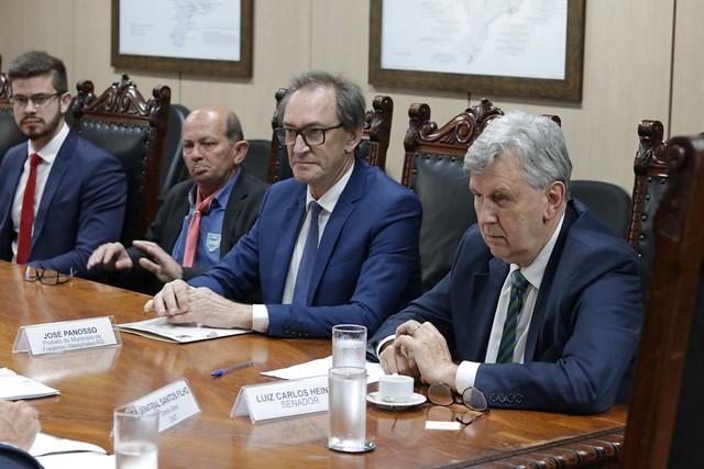 11/12/2019 Audiência Ministério da Infraestrutura - Iraí e Frederico Westphalen