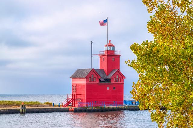 Holland Lighthouse (4)