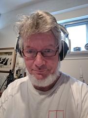 Last beard selfie?