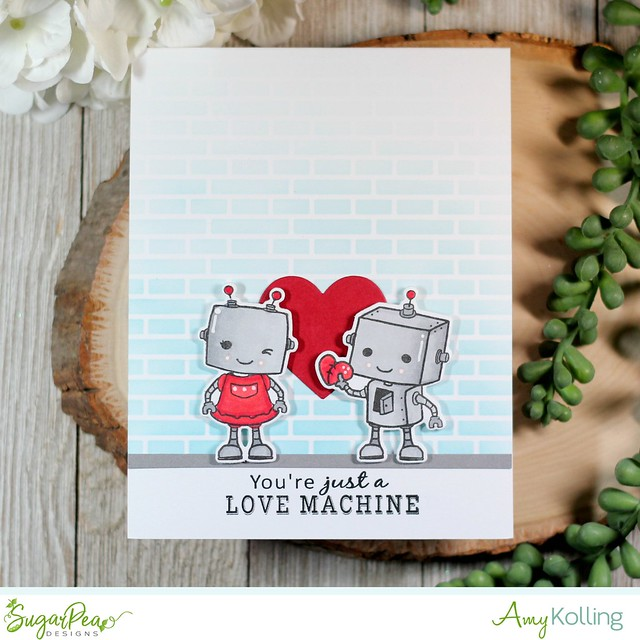 Just a Love Machine