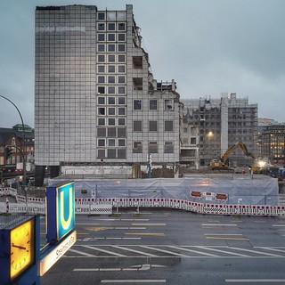 City Höfe Hamburg.